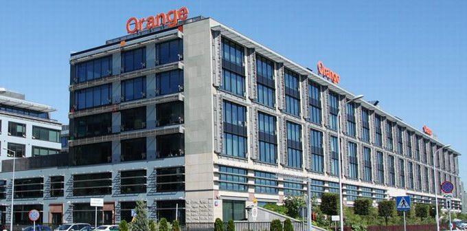 Miasteczko Orange w Warszawie